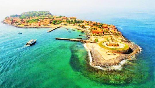 isola di goree turismo